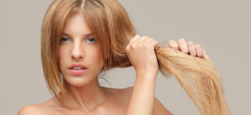 Уход за пористыми волосами