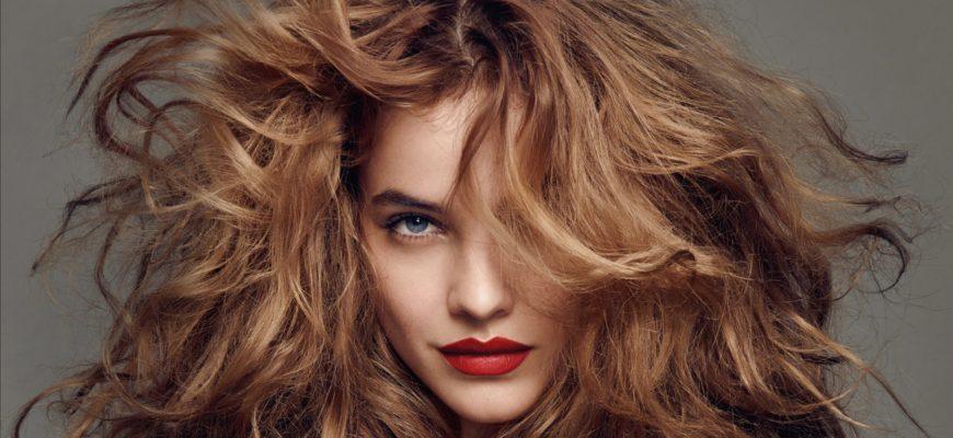 Маски для сухих волос с маслами