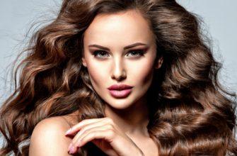 Уход за волосами после завивки волос