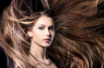 Лечение сухих волос